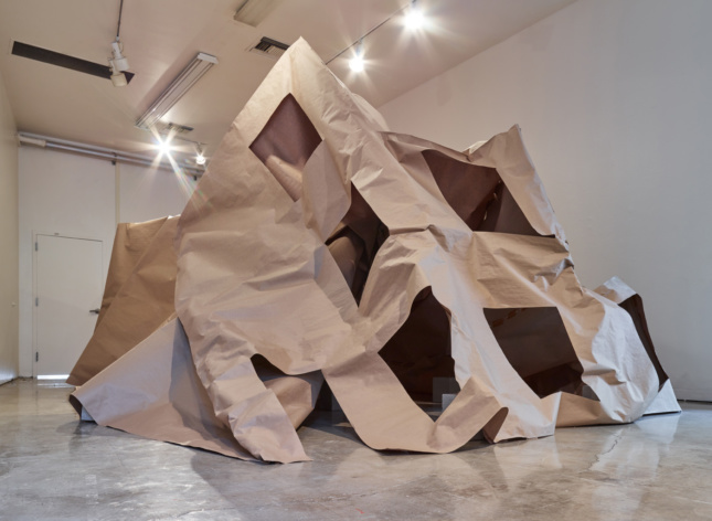 Image of a mountain of carboard