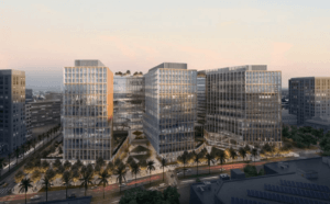 proposed cityview complex in San Jose
