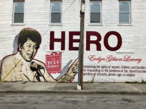 evelyn gibson lowery mural, atlanta