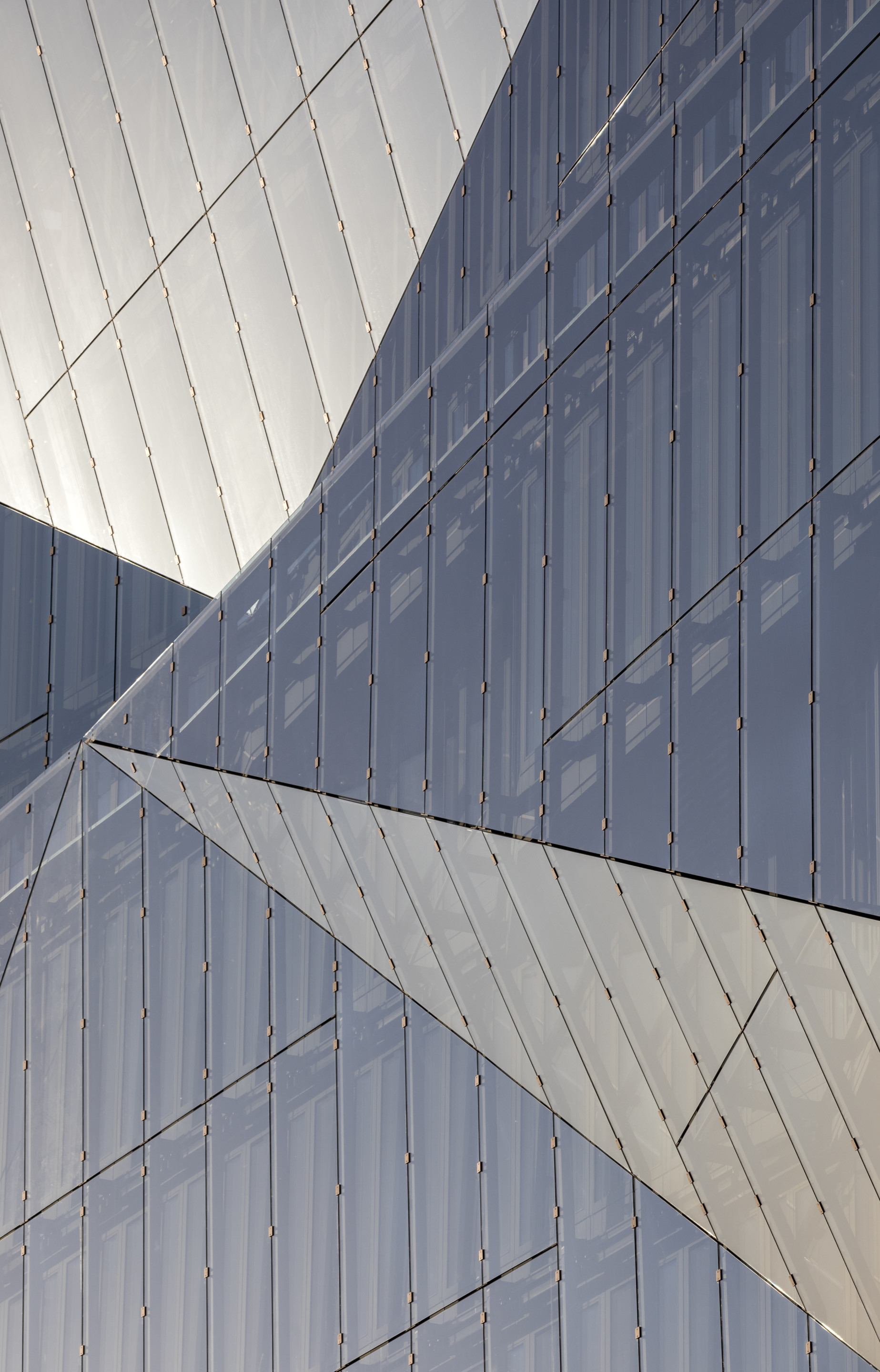 Detail image of the cube berlin facade