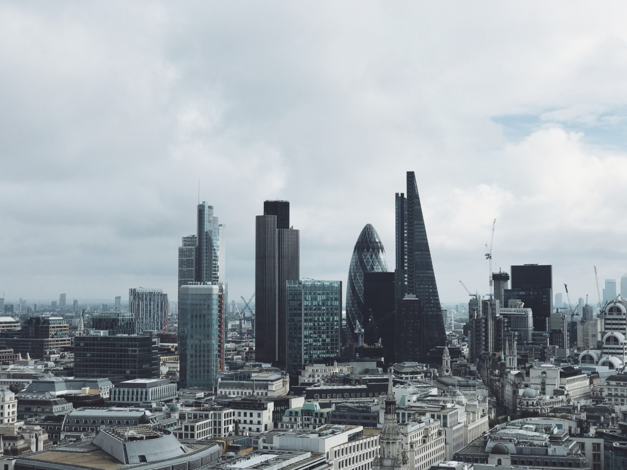 Photo of London skyline, which will not host a fotografiska outpost