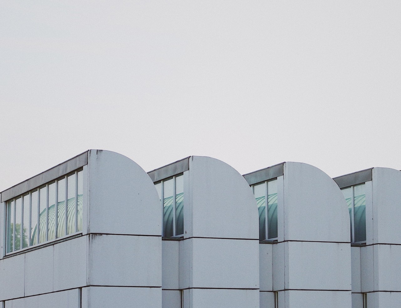 Photo of the Bauhaus Archive in Berlin, Germany