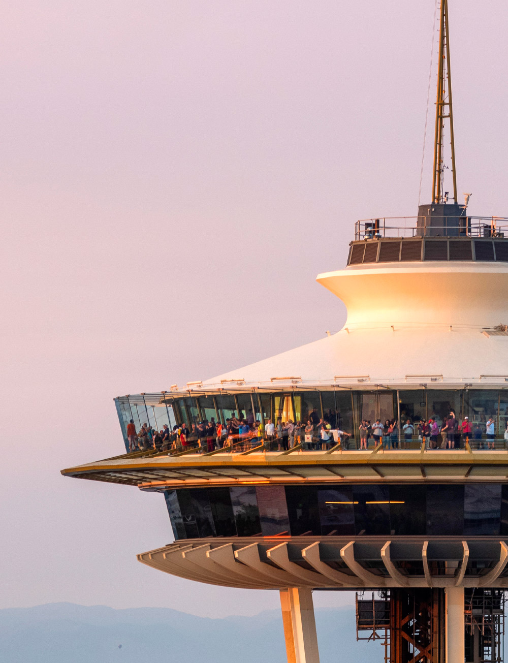 Image of the Seattle Space Needle